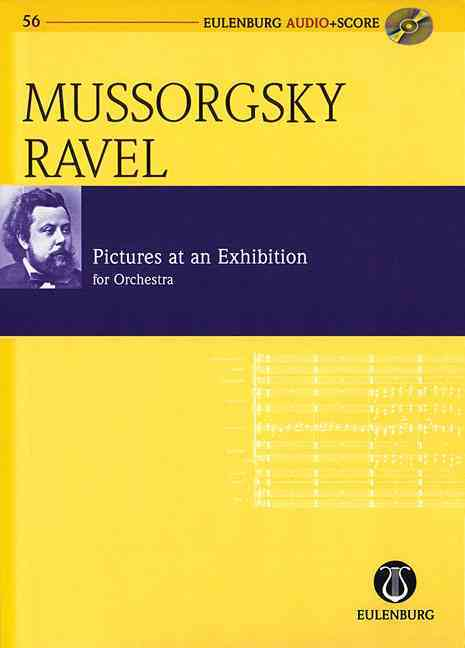Pictures at an Exhibition By Mussorgsky, Petrovich (COP)/ Ravel, Maurice (CRT)/ Orenstein, Arbie (EDT)
